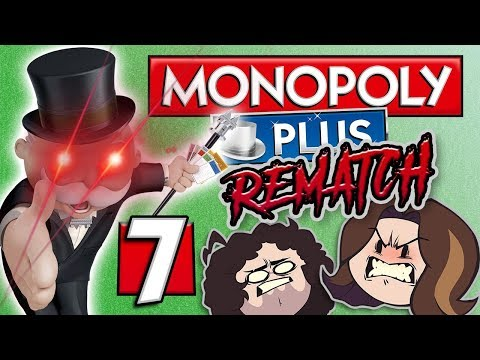 Monopoly – THE REMATCH: Property Bros – PART 7 – Game Grumps VS
