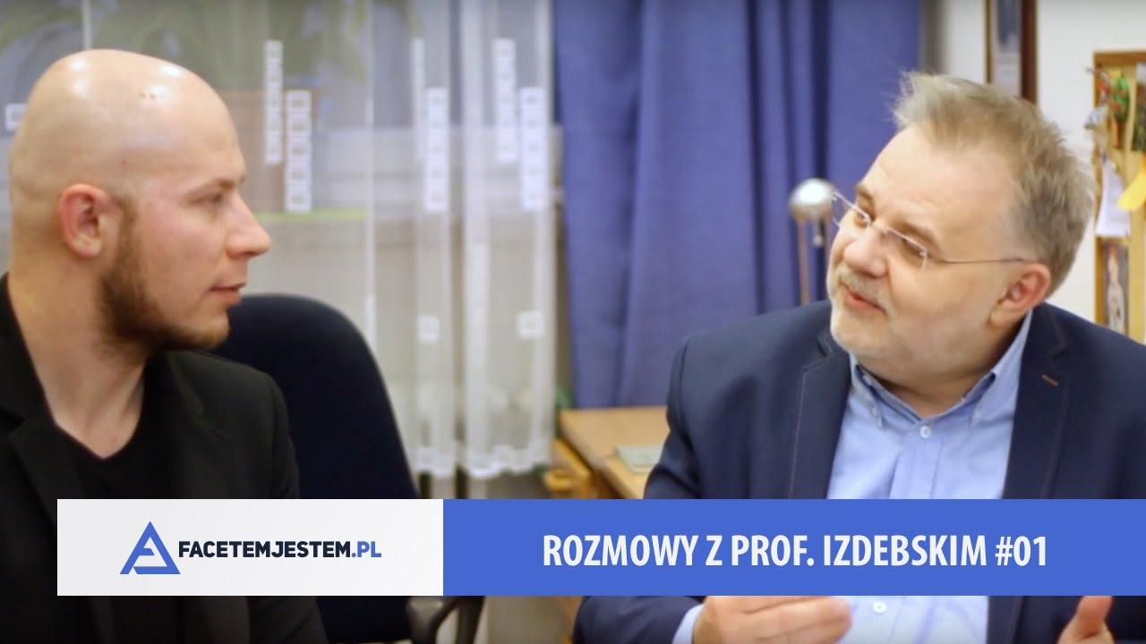 """""""Sztuka kochania"""" - rozmowy z prof. Izdebskim #01"""