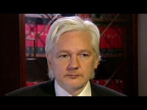 Assange addresses the FBI, DHS report on Russian hacking