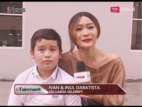 Jarang Terekspos, Inilah Sosok Yusuf Ivander Anak dari Inul Daratista - i-Tainment 23/07