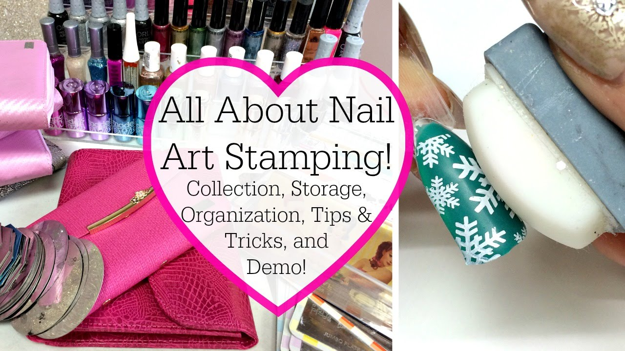 All about nail art stamping stamping collection storage demo all about nail art stamping stamping collection storage demo youtube prinsesfo Gallery