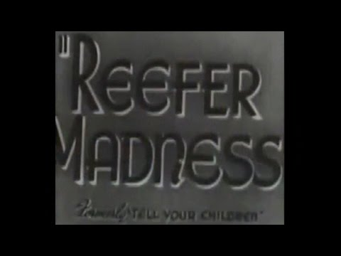 Reefer Madness Is Back