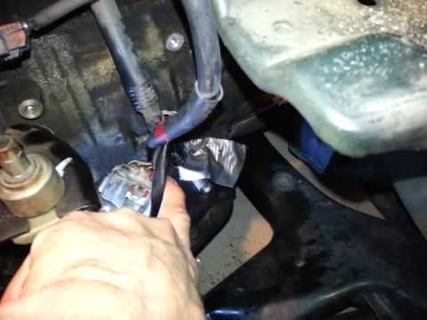 Watch on oxygen sensor wiring