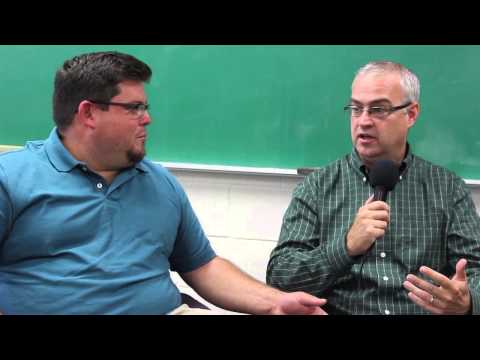 Refugee Ministry:  Full Inteview- Pete Rosa and Aaron Sandeen, Alpine Christian School