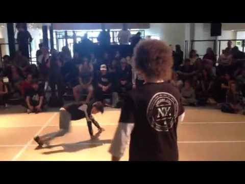 Breakin the bay 2015 u18 quarter final ( Shekz , express and starsky)