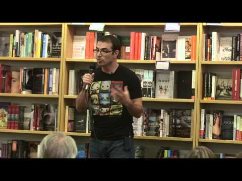 Paolo Bacigalupi introduces The Water Knife at University Book Store - Seattle