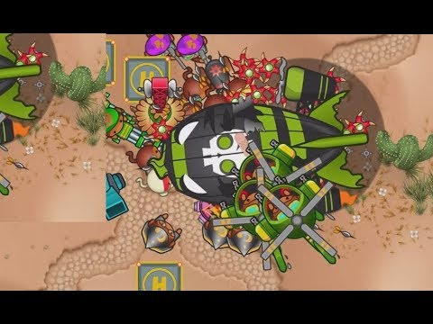 Bloons Monkey City - First Ever ZOMG! It's So Strong
