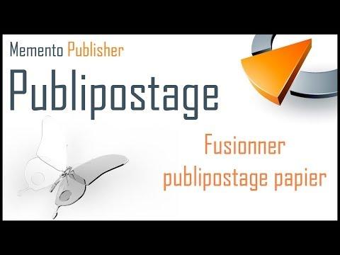 Fusionner vers une nouvelle composition dans Publisher - Formation Publisher Marseille