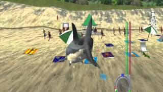 Jaws Unleashed pc Gameplay