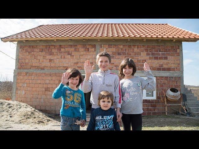 Dogradnja kuće porodici Petrović iz Ripnja - Srbi za Srbe