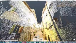 Tour virtuale di Volterra in 3D - ricostruzione realizzata con Recap 360°