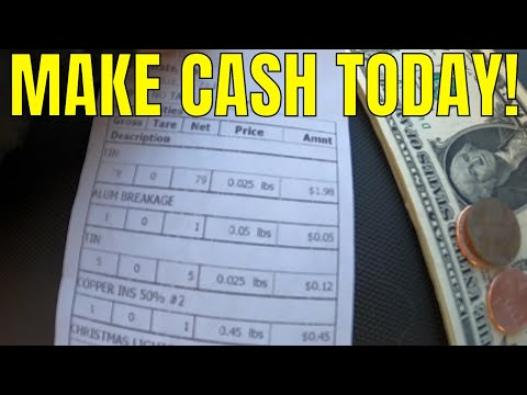 HOW CASH NOW - Tips From Treasure Hunter - Make Fast Money!