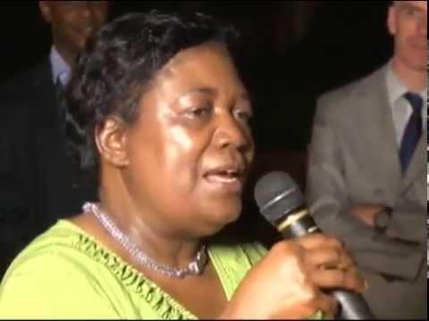 Margaret Sekaggya honoured in Kampala - Special Rapporteur on HRDs 2008-2014