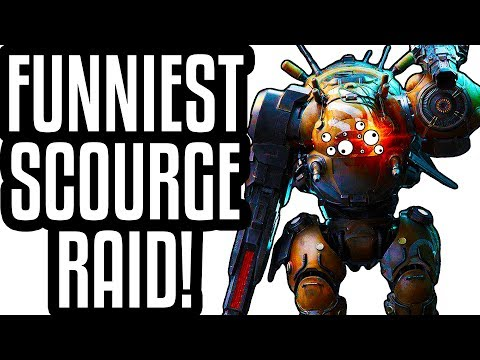 FUNNIEST Scourge of the Past RAID! | Destiny 2 Black Armory thumbnail