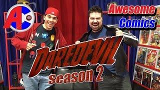 Daredevil Season 2 - Awesome Comics
