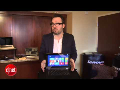 The Unfolding Of The Lenovo IdeaPad Yoga 11s