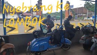 Road to Indonesia Timur, Bali - Lombok | Vespa Tour Part-3