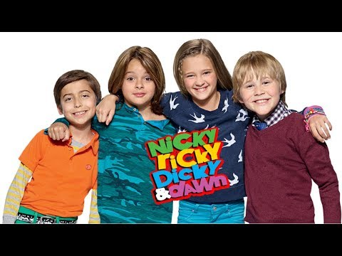 Thumbnail: Nicky, Ricky, Dicky & Dawn ❤ Real Name and Age 2017 - Star News