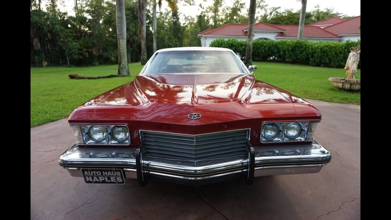 This 1973 Buick Riviera Boattail is a Beautiful Classic Today, But Was Controversial In Its Time