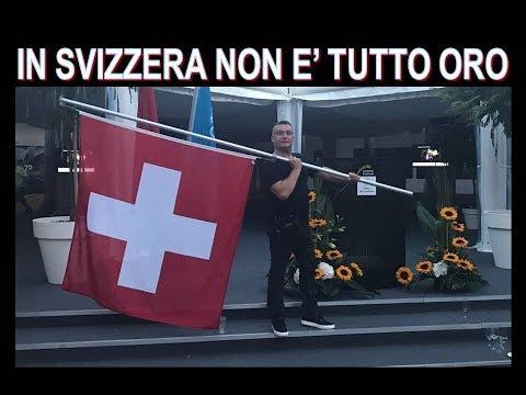 In  Ticino SVIZZERA non è tutto oro quel che luccica !!!