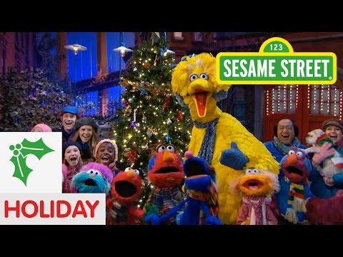Sesame Street: The Holiday Season Song