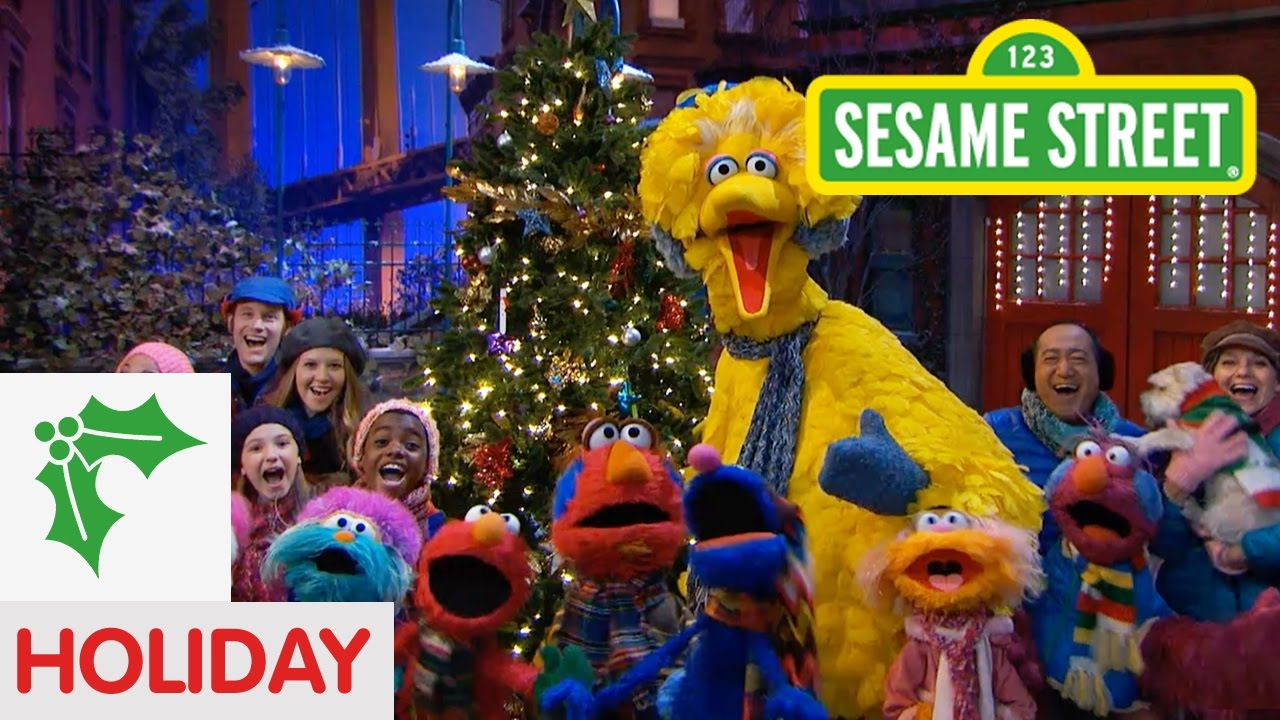 Sesame Street: A Song About the Holiday Season - YouTube