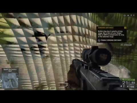 Battlefield 4 Baku small out of map glitch