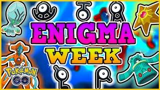 ENIGMA WEEK 2 ULTRA BONUS GUIDE [NEW SHINY][NEW POKEMON]