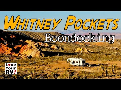 Return to Whitney Pockets in Southern Nevada