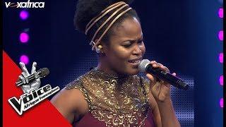 Merveille « ça ira » de Olivier Cheuwa I Les Epreuves Ultimes The Voice Afrique 2017