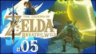 The Legend of Zelda: Breath of the Wild - Part 5   Owa Daim Shrine - Stasis Trial!