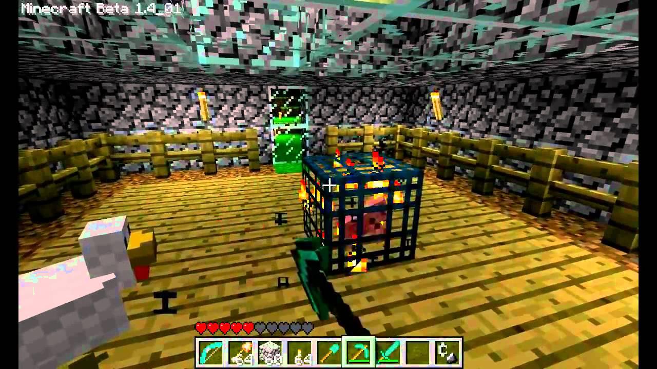 minecraft comment tuer pi ger et massacrer des zombies pisode 1 youtube. Black Bedroom Furniture Sets. Home Design Ideas