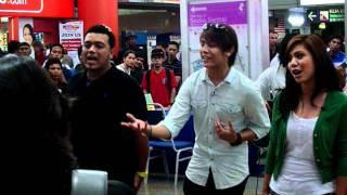 Akim, Nera, Ray & Ira - Bayangan Ilham @ Akustika Raya 2011 (Part 2) Mp3