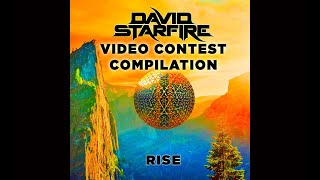 "Winner for the David Starfire ""Rise"" dance video contest is Brianna Apsara!"