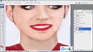 How to transform a man into a woman in photoshop