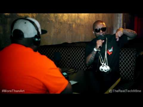 Tech N9ne Interview Speaks On Mumble Rap and Its Place In Hip Hop