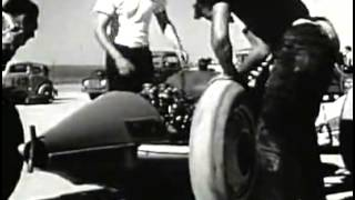1952 Rebel Youth Hot Rodders - Santa Ana Drag Strip