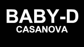 BABY D - casanova (prodigy pump action remix)