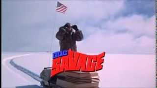 Doc Savage: The Man of Bronze (opening titles)