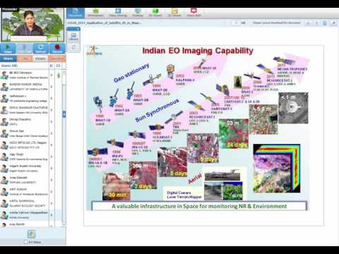 22 02 2017 Application of satellite remote sensing in mapping and monitoring of forest cover and lan