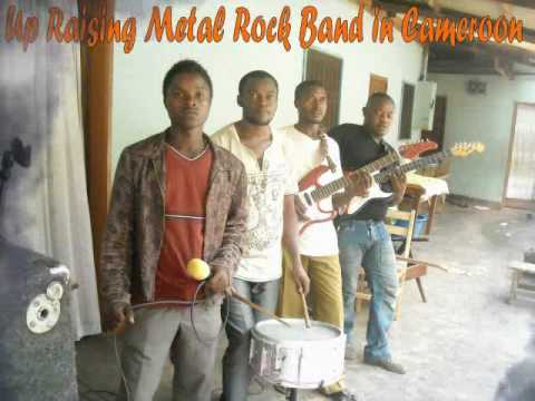 Metal Rock in Africa(Metalica Cover in Africa)