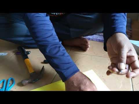 Simple DIY Micro Jig For Ultralight Fishing