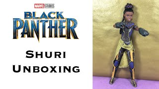 Black Panther Special Edition Shuri Doll Unboxing and Review