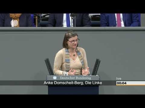 Anke Domscheit-Berg, DIE LINKE: Das Netzwerkdurchsetzungsgesetz muss dringend überarbeitet werden