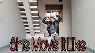 She Move It Like | Badshah | Warina Hussain | Dance Choreography | Dheeraj Utreja
