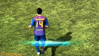 FIFA 12 - Gameplay DEMO Xbox 360