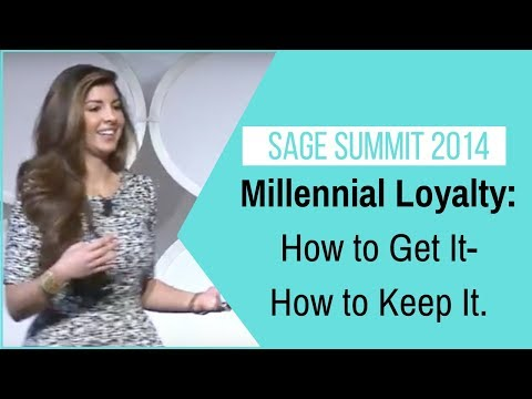 Millennial Loyalty- How to Get It- How to Keep it.