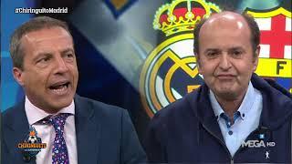 💣JUANMA RODRÍGUEZ hace 'ESTALLAR' a SORIA llamándole MADRIDISTA