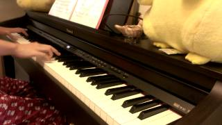 (Piano) Cry Thunder - Dragonforce