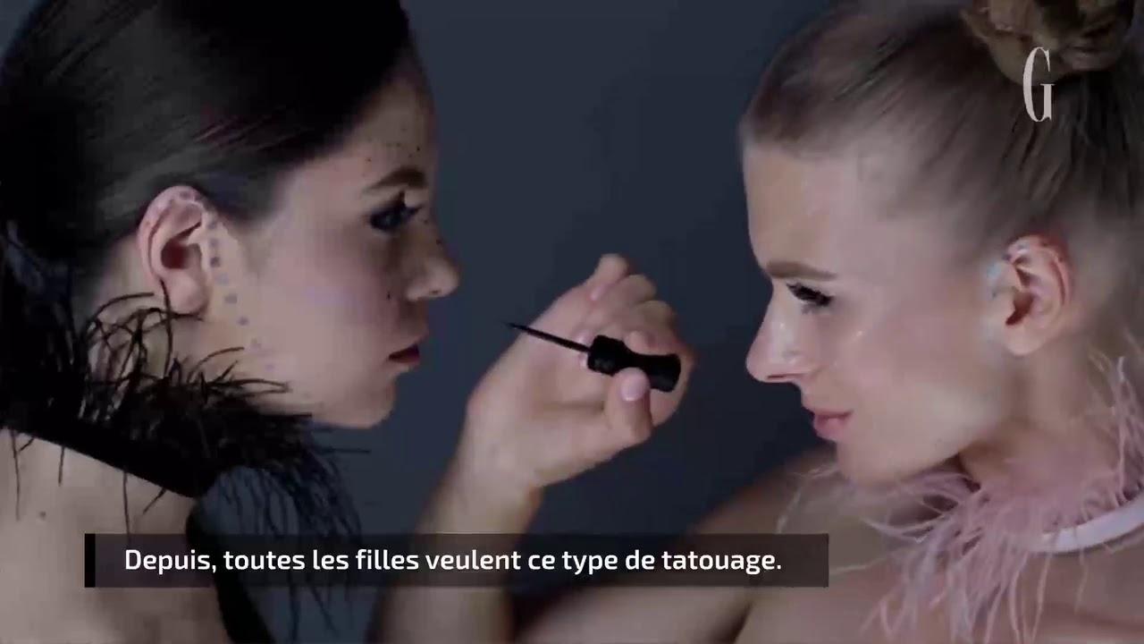 Meghan Markle relance la mode des fausses taches de rousseur - YouTube 6beb91e4d1a